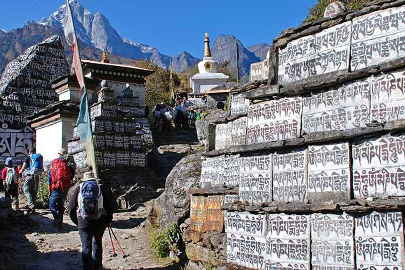 Everest YMH Trek